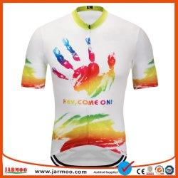 Fabrication services OEM Custom SUBLIMATION Maillot de Cyclisme Vélo à séchage rapide Vêtements Vêtements de Cyclisme