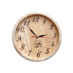 10년 공장 자체 제작 나무 시계