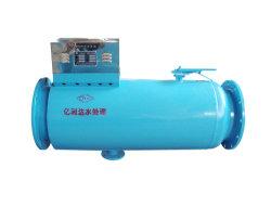 電子水デスケーラの産業水処理