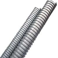 Le Conduit flexible en acier galvanisé/Liquid-Tight conduit/enduit de PVC flexible en acier souple Codnuit/