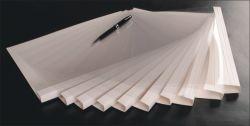 Documento termico del coperchio 230g del grippaggio della colla calda e coperchio trasparente del grippaggio 0.125pet
