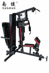 Nanjian Three Station Home Gym 또는 150lbs Weight Plate를 가진 Multi Gym/Home Gym