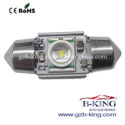 Высокая мощность пальчикового типа 12V 5W кри-Xre 250 lm светодиодный индикатор автомобиля