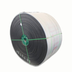 Caoutchouc industriel polyester courroie transporteuse EP (EP100-600)