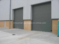 Portes industrielles, portes sectionnelles