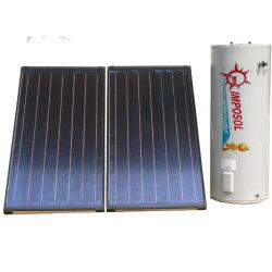 200L Split druckbeaufschlagt flache Platte Solar Water Heater / Solar Power System
