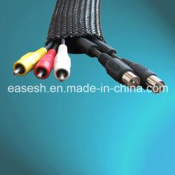 Uitbreidbare Polyester-Isolatiekabel Met Gevlochten Mof