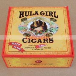 Настраиваемые поля подарочной упаковки коробки сигар полях диалоговых окон с жесткой рамой