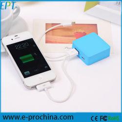 Hete Verkoop! Macht Bank Mobile Charger 2600 mAh 3000 mAh 2000 mAh Mini Design Protable voor iPhone 6 Plus