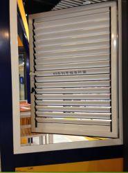 Otturatore/feritoia di alluminio per il portello o la finestra