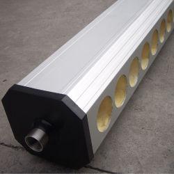 D'une épaisseur de 2,5mm alliage d'aluminium coquille externe du collecteur solaire pour collecteur solaire