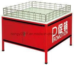 Exposición tienda moderna mesa de promoción de la promoción de la Feria del contador de mostrar la tabla&Desk para la promoción de ventas