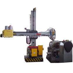 Alignement automatique Machine à souder pour la pression du tuyau de navire de la soudure