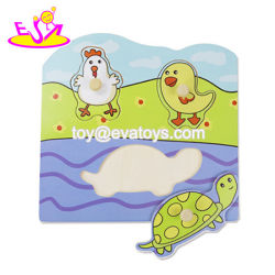 Customize W14m143를 가진 새로운 Hottest Children Educational Matching Shape Wooden Unique Jigsaw Puzzles