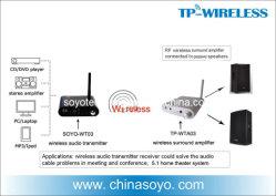 Soyo 2.4G цифровой беспроводной передатчик для домашнего кинотеатра