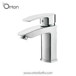 Orton Salle de bains Articles sanitaires meuble-lavabo Eau du robinet mélangeur avec un seul levier de Chrome