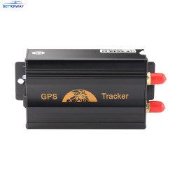 Allarme in tempo reale di CRNA del sensore di scossa del portello dell'inseguitore dell'inseguitore Tk103A Tk103 GPS103A di GPS dell'automobile del veicolo di inseguimento di GSM/GPRS