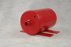 Revêtement époxy des pots de dose avec distributeur PN16