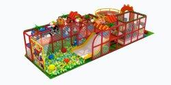 حديقة ملاهي للأطفال اللعب الداخلي معدات متنوعة لعبة