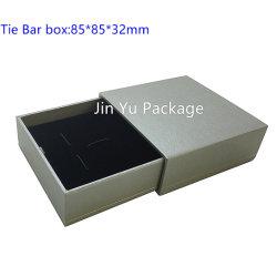 Jy-Jb57 het Verpakkende Vakje van de Juwelen van de Gift van het Leer van het Document van de douane van Cufflinks van de Klem van de Band van de Halsband van het Horloge van de Oorring van de Ring het Geval van het Vakje