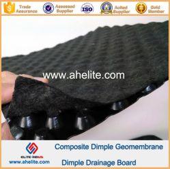 HDPE Dimple Geomembrane per Drainage