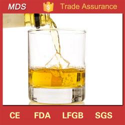 カスタム明確な単一OEMのウィスキーのガラスガラス製品の卸売