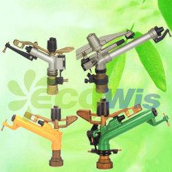 """1 """"à 2"""" Irrigation agricole robuste Arroseur à jet de laiton"""