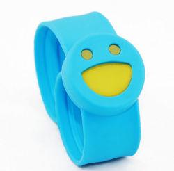 Band van de Anti van de Mug van het silicone de Afstotende van de Armband Mug van de Manchet