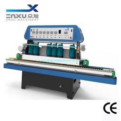 Zxm-C241 horizontale Glasabschrägenmaschine, Spiegel-Glaspoliermaschine, Glasmaschinerie für das Reiben und das Polnisch, Maschine umrandend, Rand Beveler Maschine