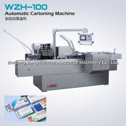 Automatische kartonierenmaschine (WZH-100) pharmazeutisch