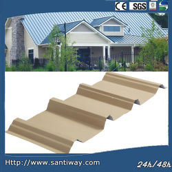 中国工場ベストプライスカラー亜鉛めっきシートメタル屋根材スチール ルーフタイル