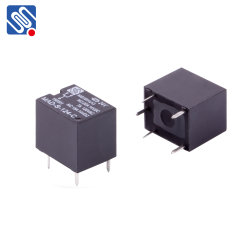 Mad-S-124-C 0,6 W 5 pinos 24V 20 AMP Auto 12V Relés eletrónicos para motores automotivos PCB de potência universal