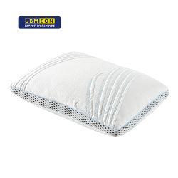 Conjunto de roupa de cama de alta qualidade travesseiro de algodão branco