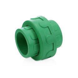 Санитарные системы водоснабжения чистой воды фитинги трубы зеленый PPR трубы фитинги