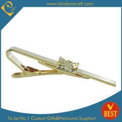 Placage en or de disque personnalisé de l'Imitation de l'émail doux cravate