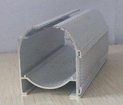 로만 블라인드 자동 다운 트랙 알루미늄 프로파일 롤러 블라인드 패널 로마 음영에 대한 트랙