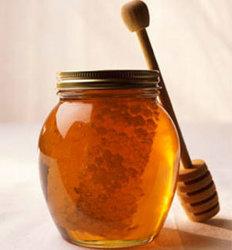 Органический пчелиный мед акации
