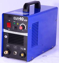 220V/40A, 180 cas, DC INVERTER, MOSFET Convertisseur DC Soudeur Machine de découpe plasma Portable Cut40