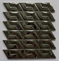 Mosaico caldo dell'acciaio inossidabile dello specchio del prodotto di promozione per la decorazione interna