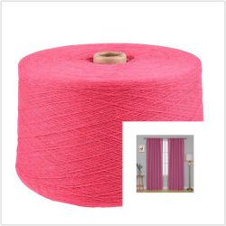 Pinkne8 Ne10 pour la fabrication de fils Rideau régénérée de tissus de fils de polyester coton recyclé superposées