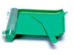 플라스틱 알약 메디신 박스 디자인 카운팅 카운터 트레이를 로 사용자 정의합니다 주걱