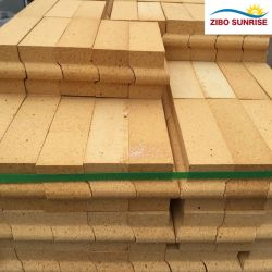 Ladrillo de alta alúmina para la fabricación de acero/horno de coque