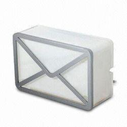 USB notificador de correo electrónico de Hotmail, el apoyo por parte de MS Windows Live Mail (SH-USB-07)