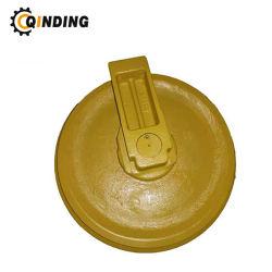 良質猫E70 E70b E110b E120bの前部アイドラーガイドの車輪のアッセンブリ中国製