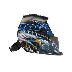 溶接のヘルメットの新型溶接のヘルメット、自動黒くなる溶接マスクの溶接工マスク