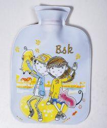 Envoyer Cartoon sac d'eau chaude en PVC/bouteille à l'amant