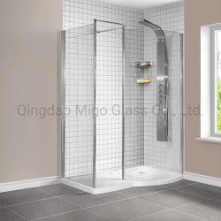 6mm 8mm 10mm 12mm kundenspezifische Glastür-Dusche-Bildschirm-Dusche-Tür