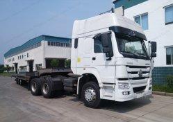 Sino Truck HOWO 336HP 6X4 cabeça de reboque, o trator para cabeça do Reboque