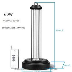 Beweglicher ultravioletter keimtötender Fernsteuerungssterilisator des China-38With60W Boron&Quartz Tisch-Lamp/UV, der UVC Licht für Haupttötung-Bakterium desinfiziert