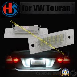 Ошибка шины CAN светодиодная лампа подсветки номерного знака номер для лотка Touran Passat (HS-LED-011)